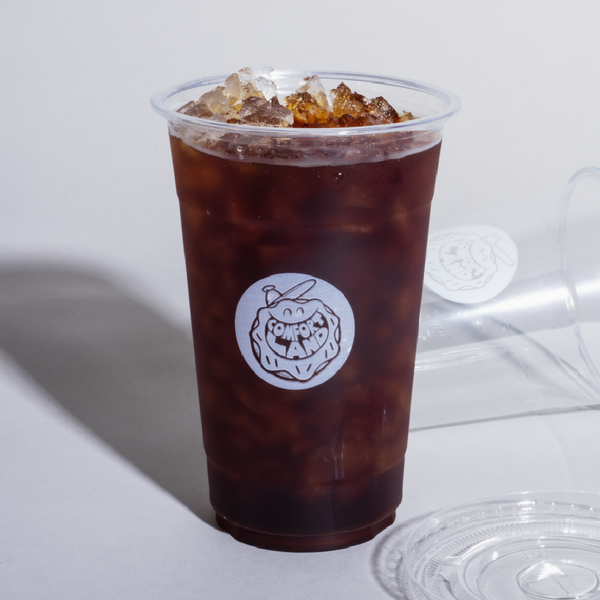 Cold Cup Labels